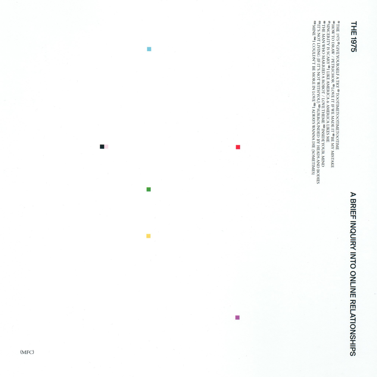 13463b048 Track by track review  The 1975 - A Brief Inquiry Into Online Relationships