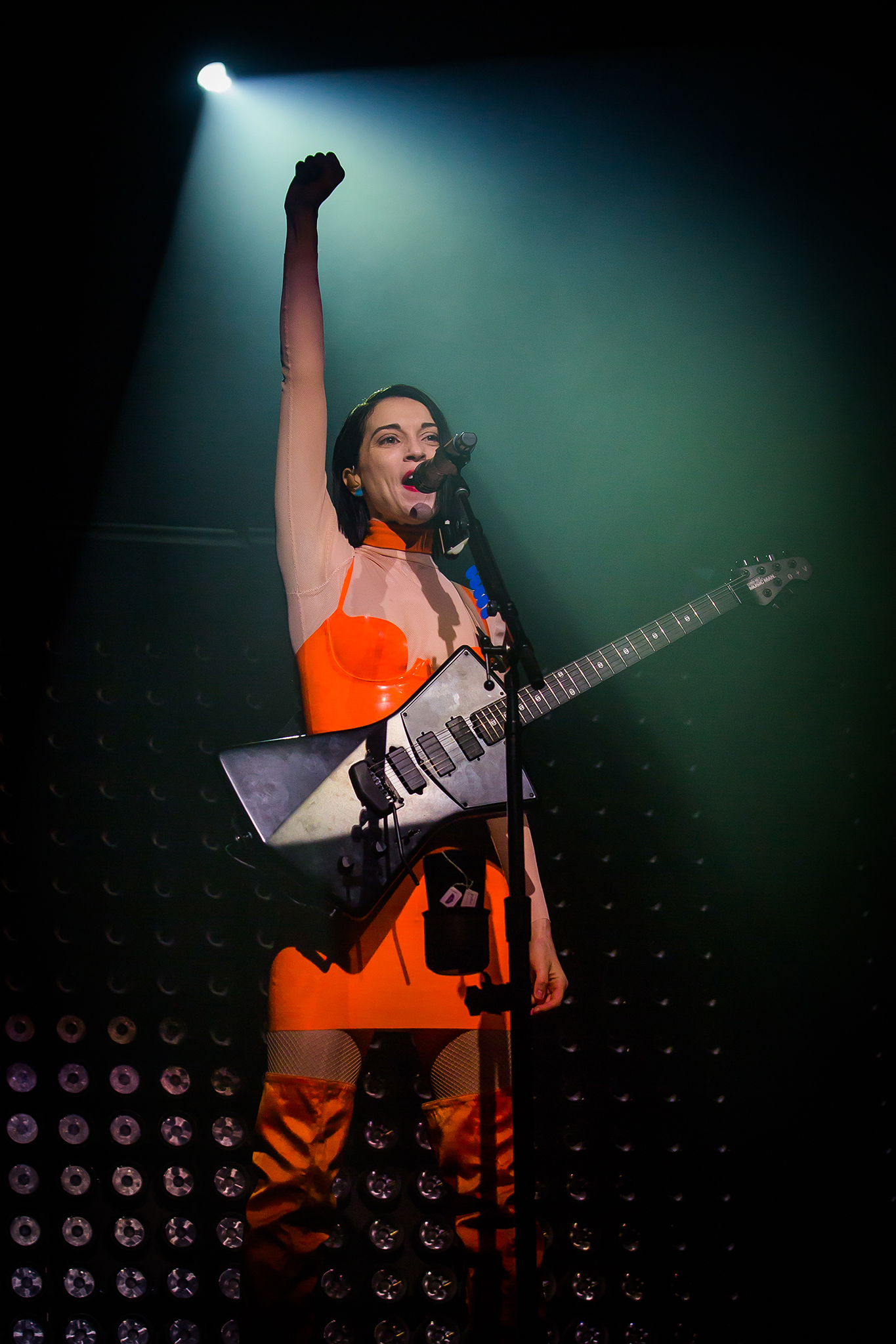 Watch: St.Vincent covers Lou Reed's 'Perfect Day'