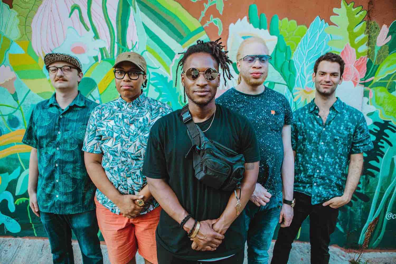 Brookyln neo-soul collective Herbivores share 'Kinda Like a Crush'   Gigwise