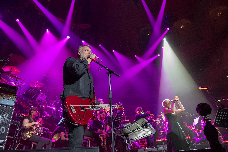 Live Review: Peter Hook & Manchester Camarata: Joy Division Orchestrated at Royal Albert Hall, London, 05/07/19