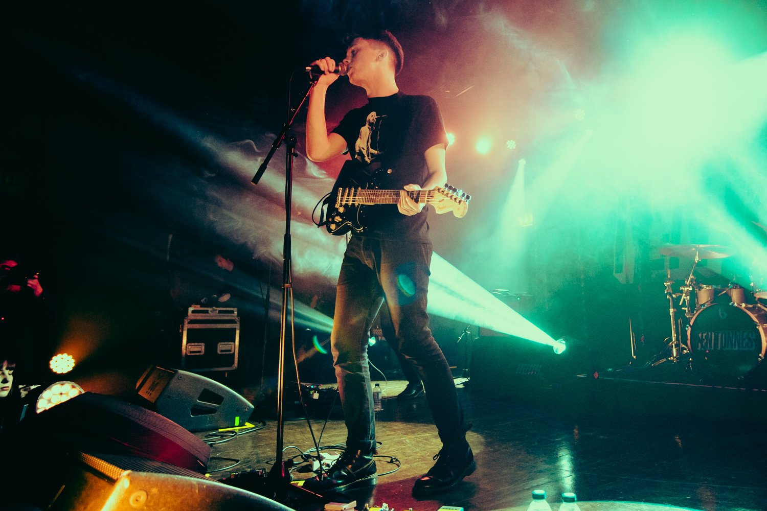 Live Review: Ten Tonnes at Scala, London, 05/02/2019