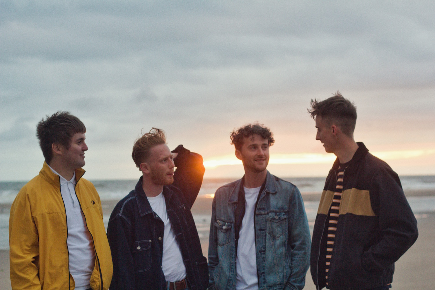 Liverpool's Bandit do Golden Age Indie on 'Peppermints Don't Hide Everything' | Gigwise