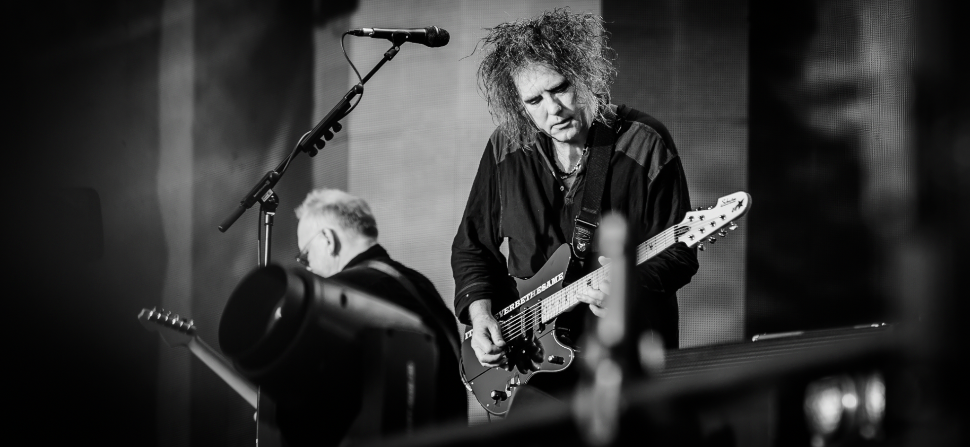 6a4de9a9f Live Review: The Cure at British Summer Time, Hyde Park, 07/07/2018 ...