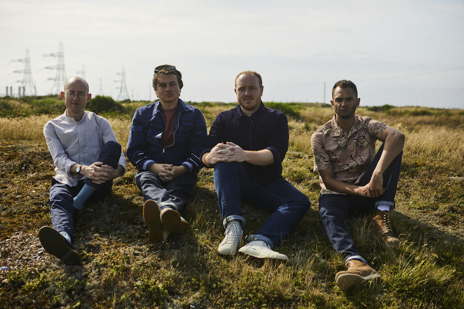 Bombay Bicycle Club announce details of their fifth album Everything Else Has Gone Wrong