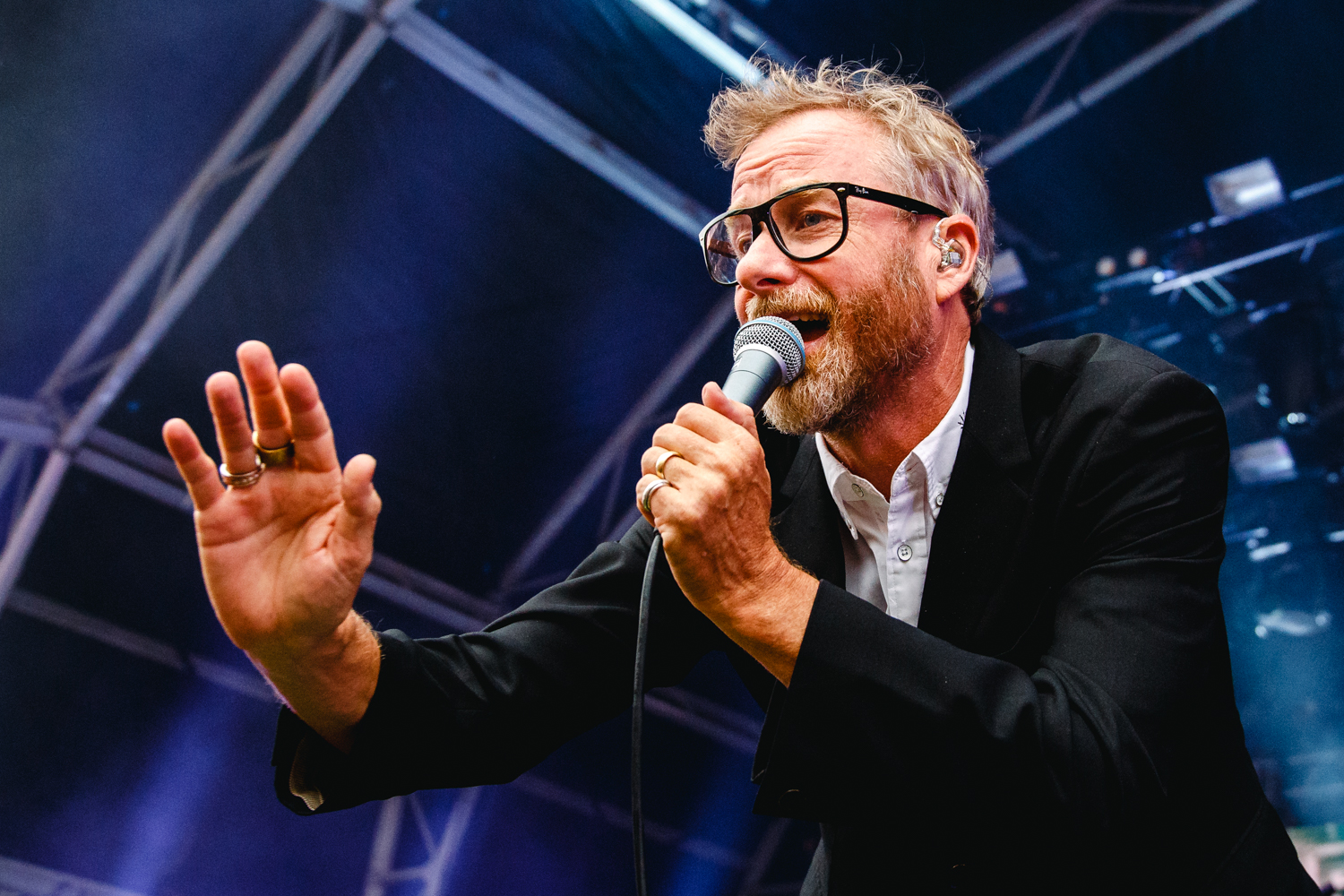 Live Review: The National at Sounds of the City, Castlefield Bowl, Manchester, 10/07/2019