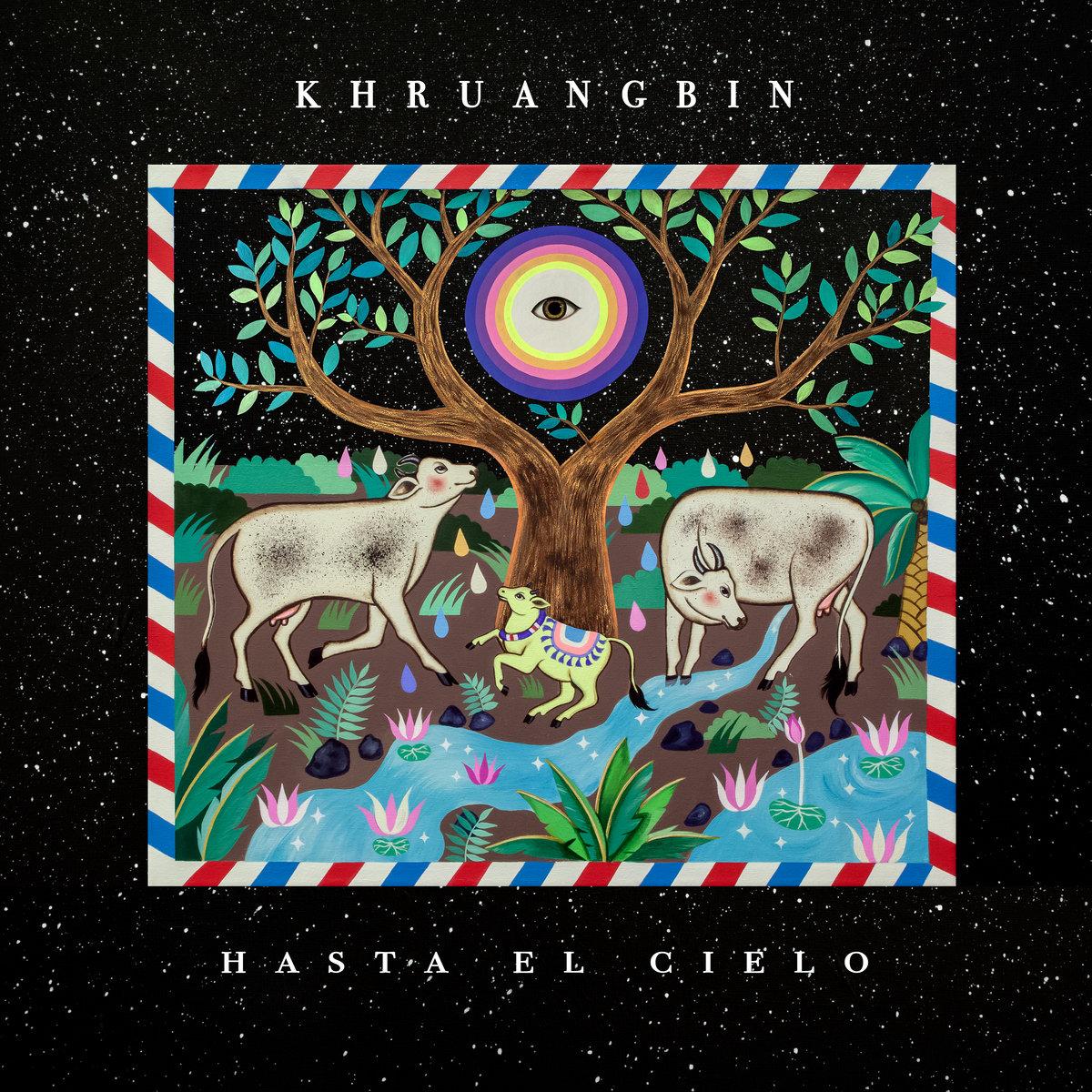 Album Review: Khruangbin - Hasta El Cielo