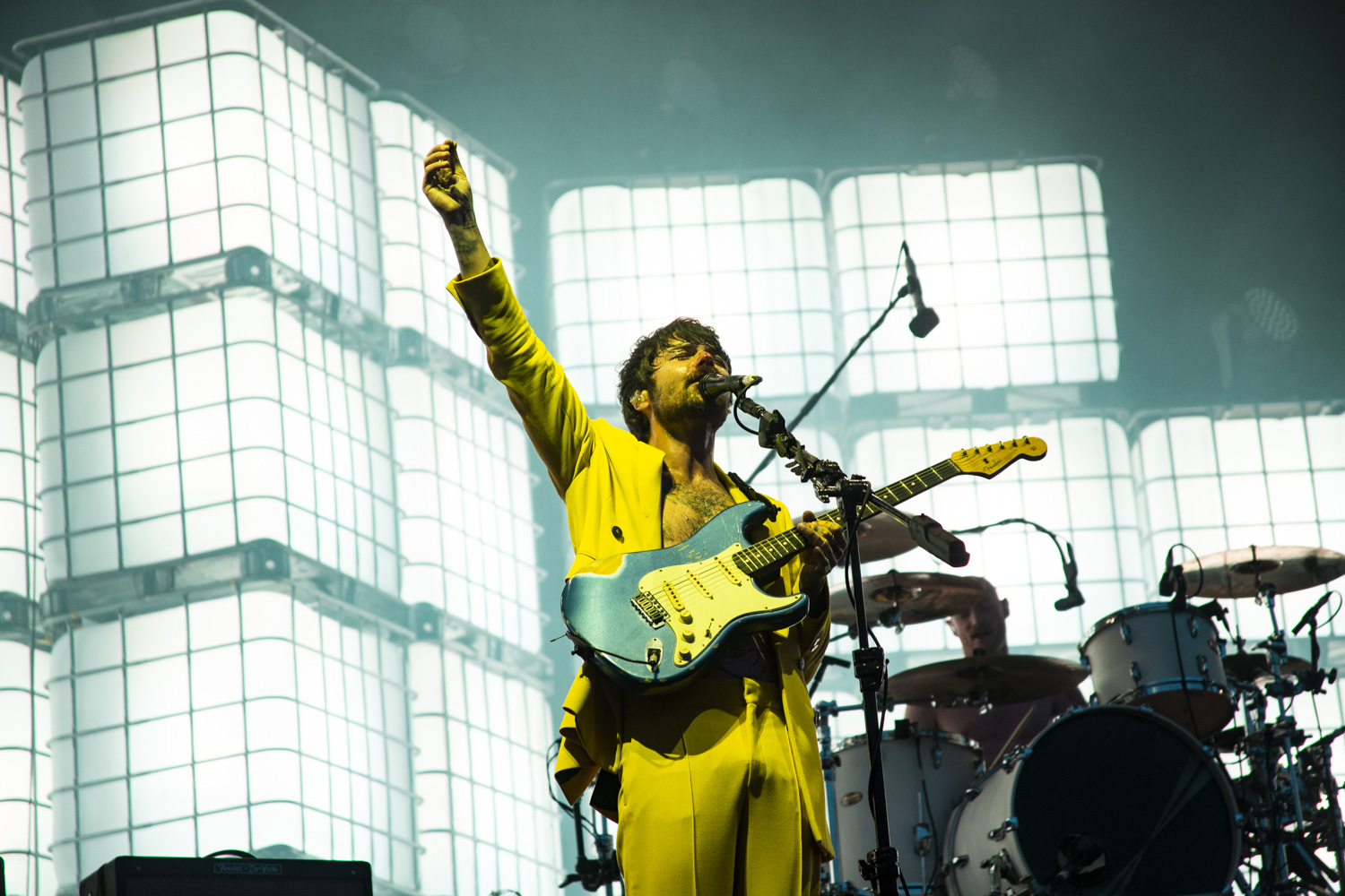 The Sun And The Rain: Day three at Isle of Wight Festival 2019
