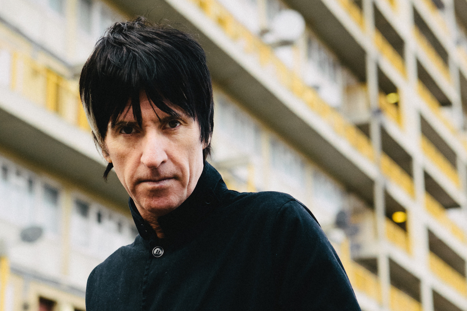 Johnny Marr's new single 'The Bright Parade' is all about the guitar
