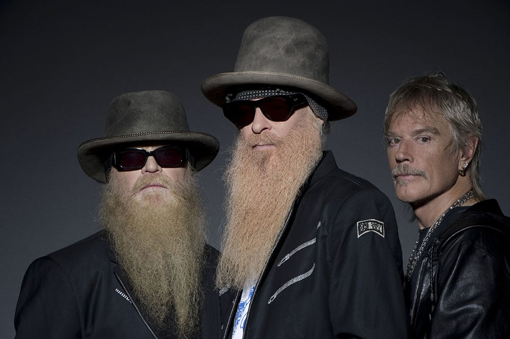 ZZ Top set to celebrate 50th anniversary with massive London gig
