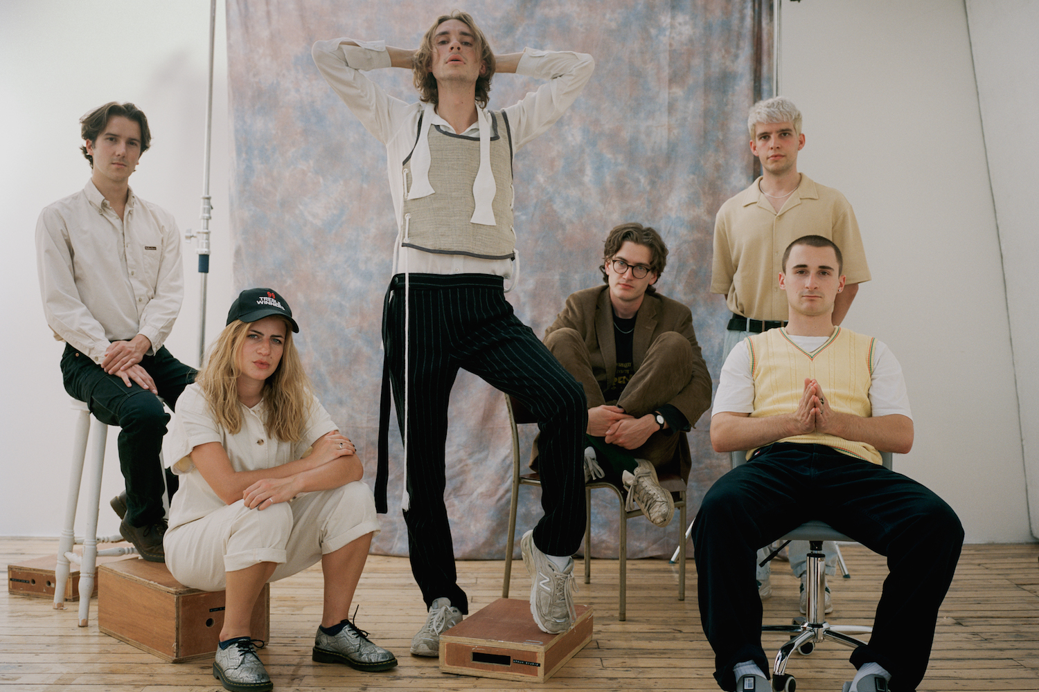 Sports Team amp it up with their biggest UK tour, and drop a brilliant single