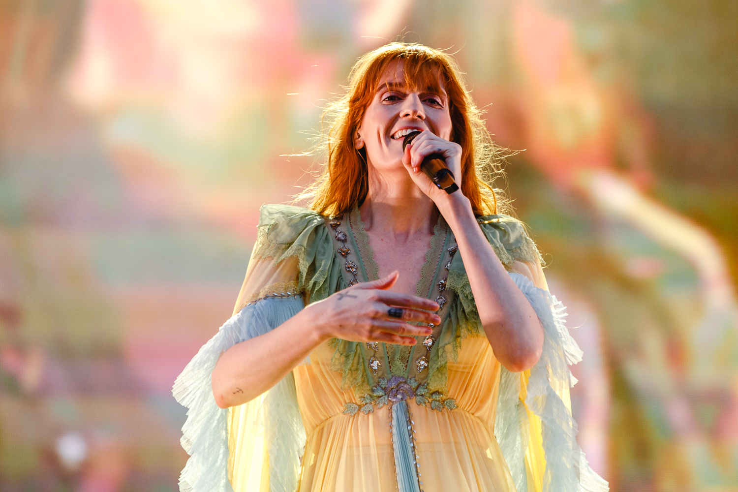 Live Review: Florence + the Machine at British Summer Time, London, 13/07/19