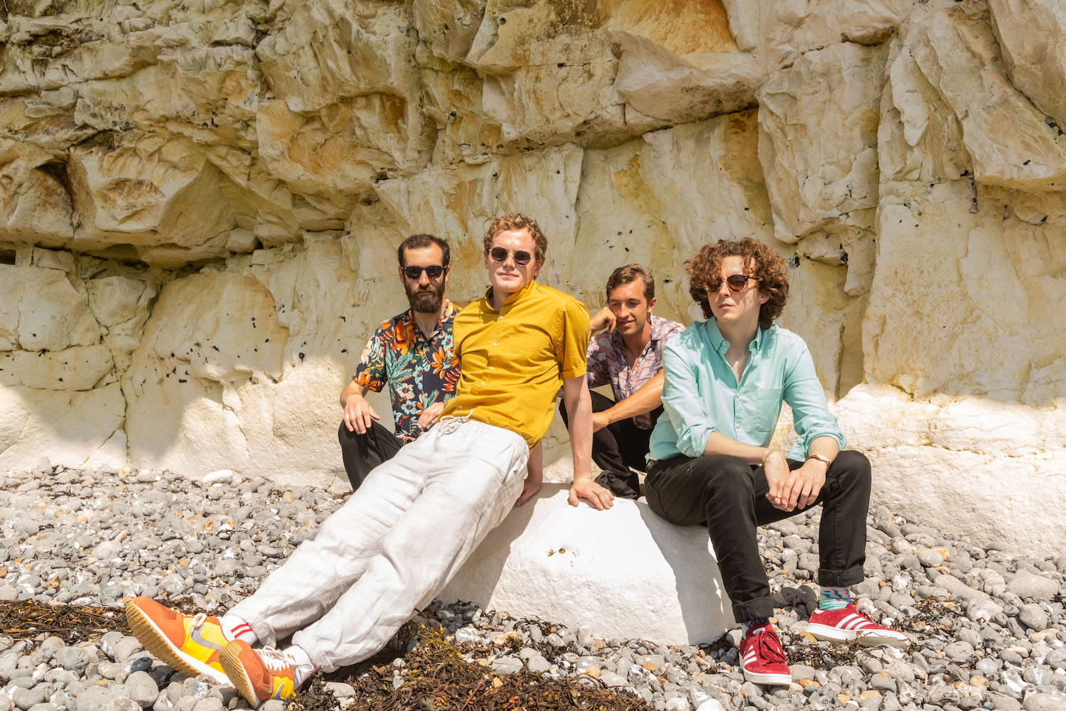 Nature TV share seemingly breezy new track 'She Wants To Hear You Cry'