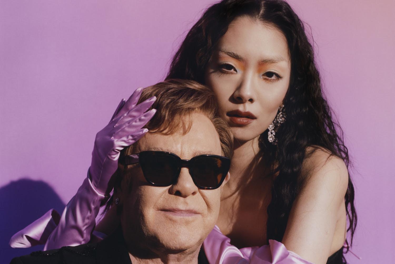 Rina Sawayama's collab with Elton John is here | Gigwise