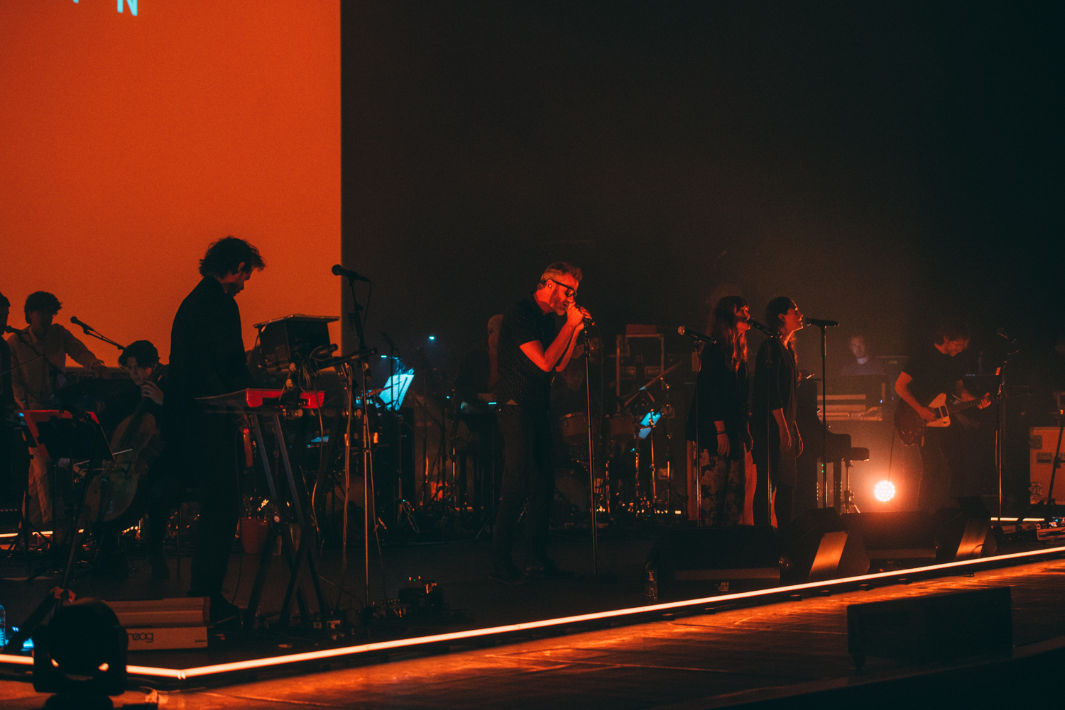 The National bring their yearning slow-burners to London's Southbank Centre - in photos