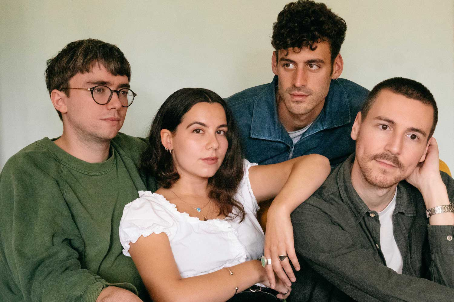 Lazy Day move forwardon their euphoric new release 'Real Feel'
