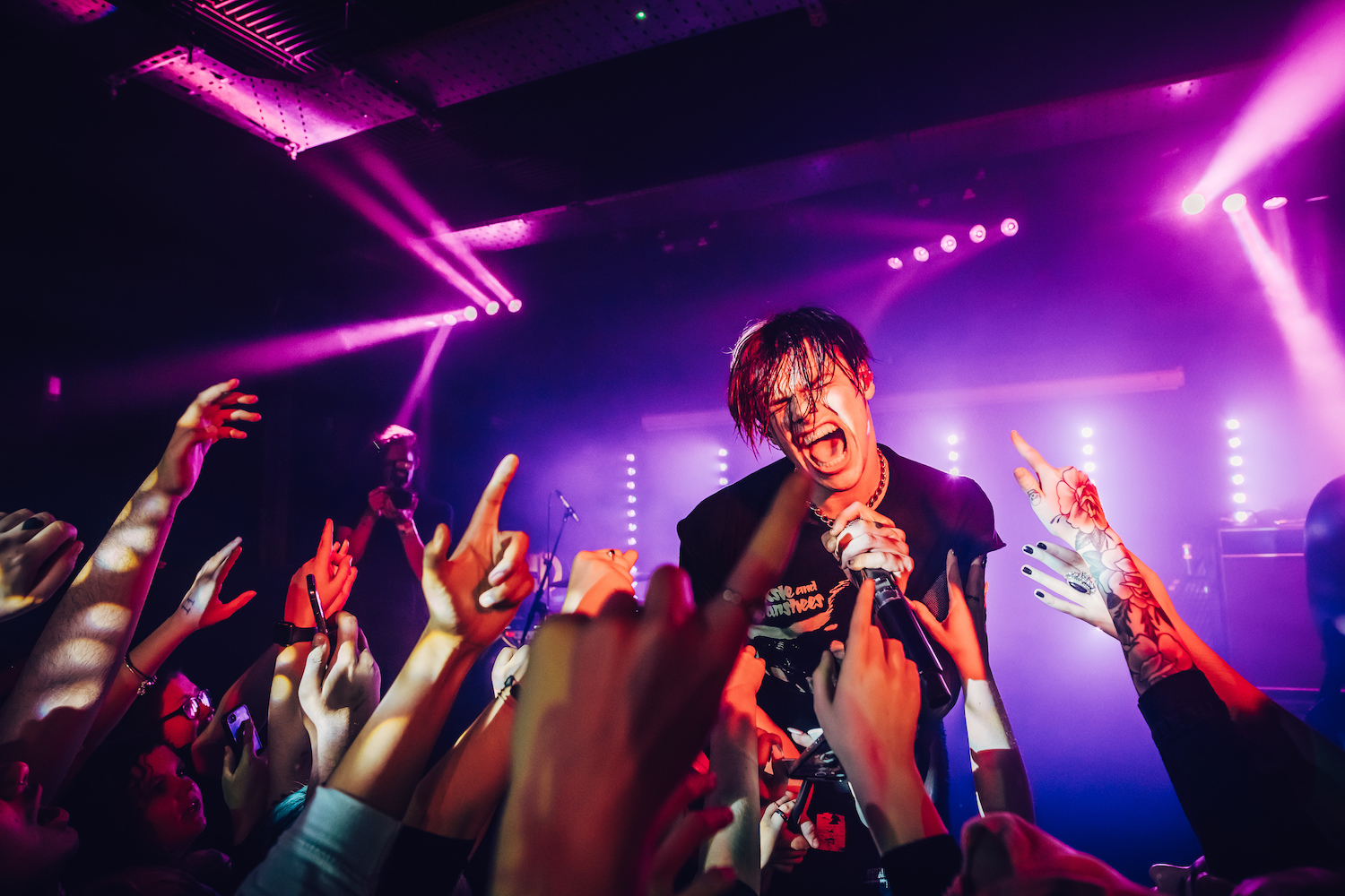 Live Review: Yungblud at Camden Assembly, London, 10/02/2020 | Gigwise