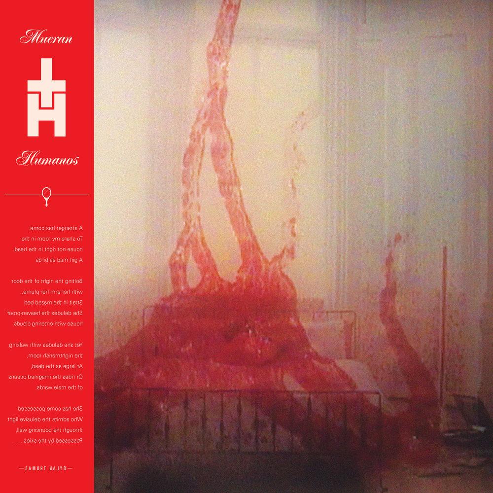 Album Review: Mueran Humanos - Hospital Lullabies