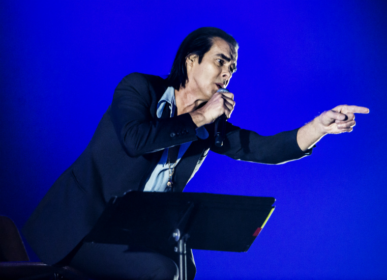 The 'Conversations With Nick Cave' tour comes to the UK this June