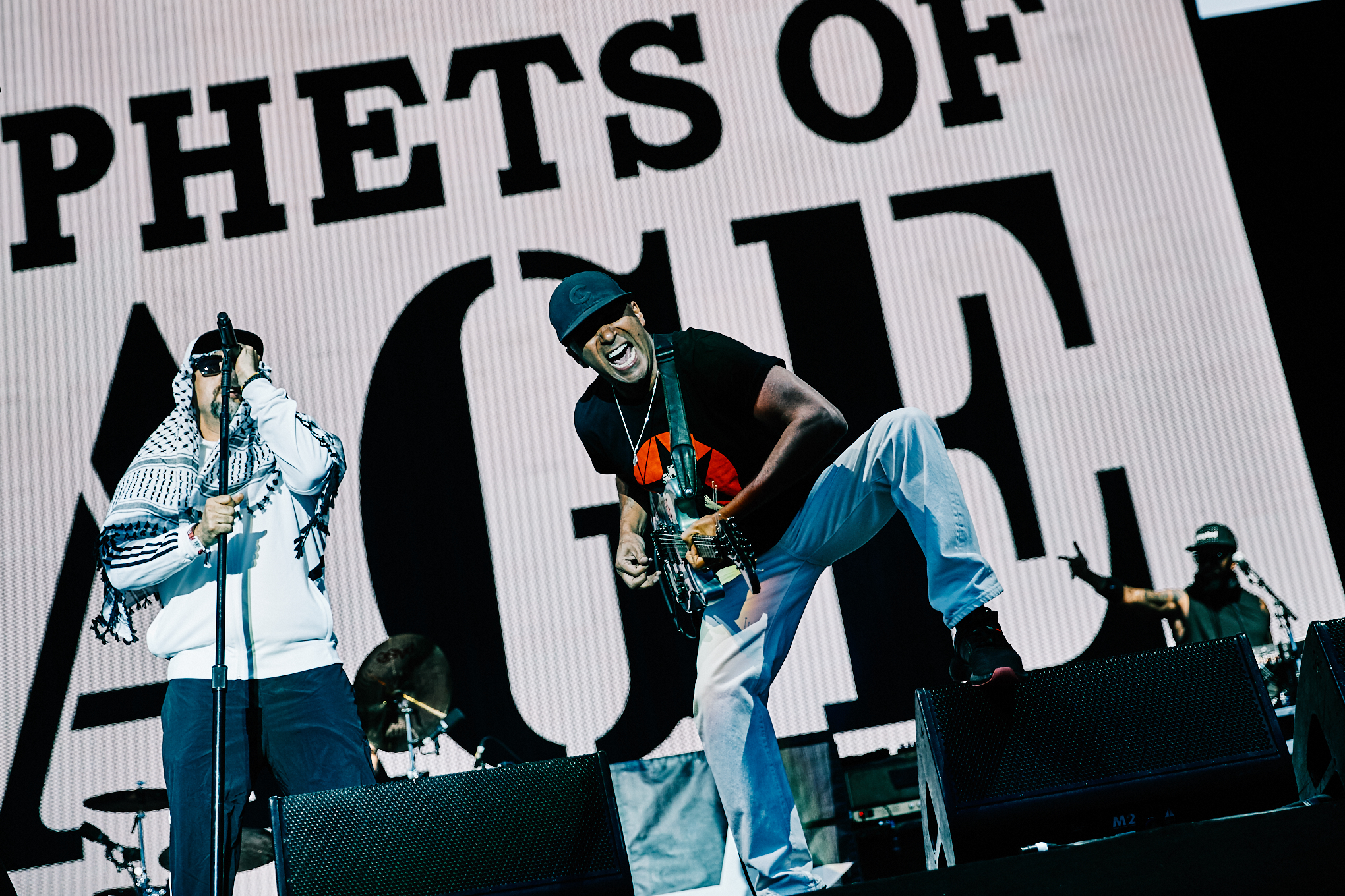 Prophets of Rage at Mad Cool Festival: Interview + Live Review