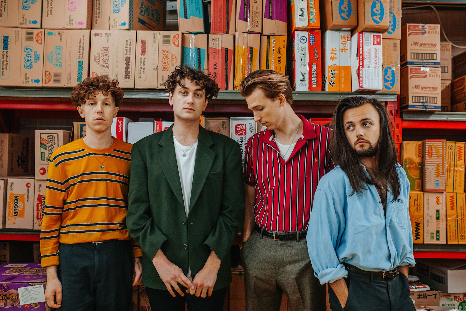 First play: Marsicans get snappy in new video for 'Little Things'
