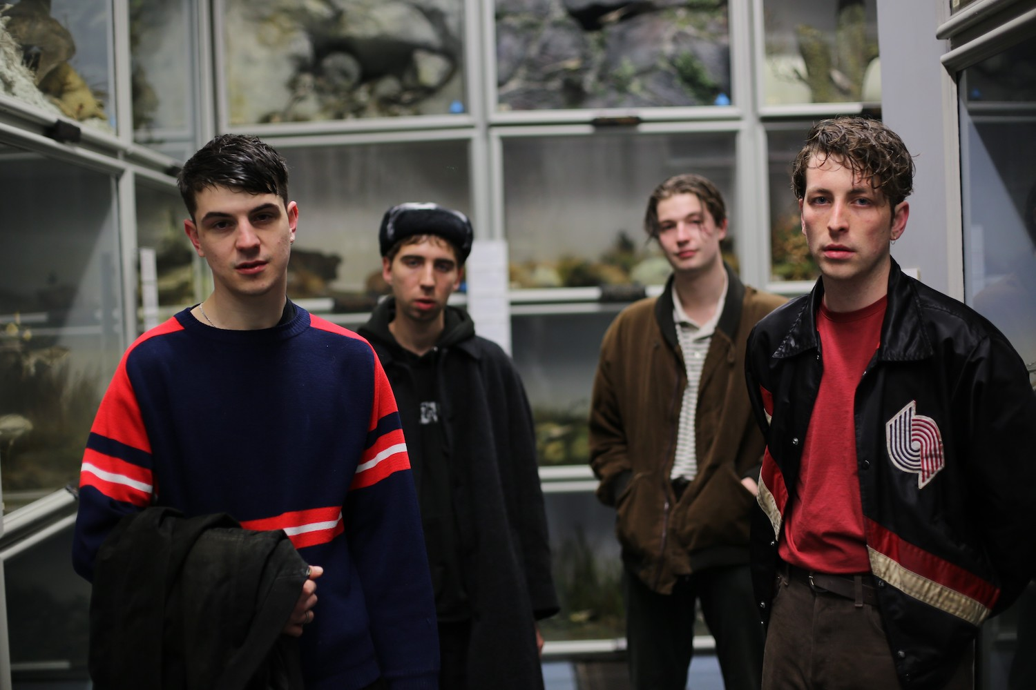 Post-punk outfit Egyptian Blue release 'Collateral' and announce debut EP