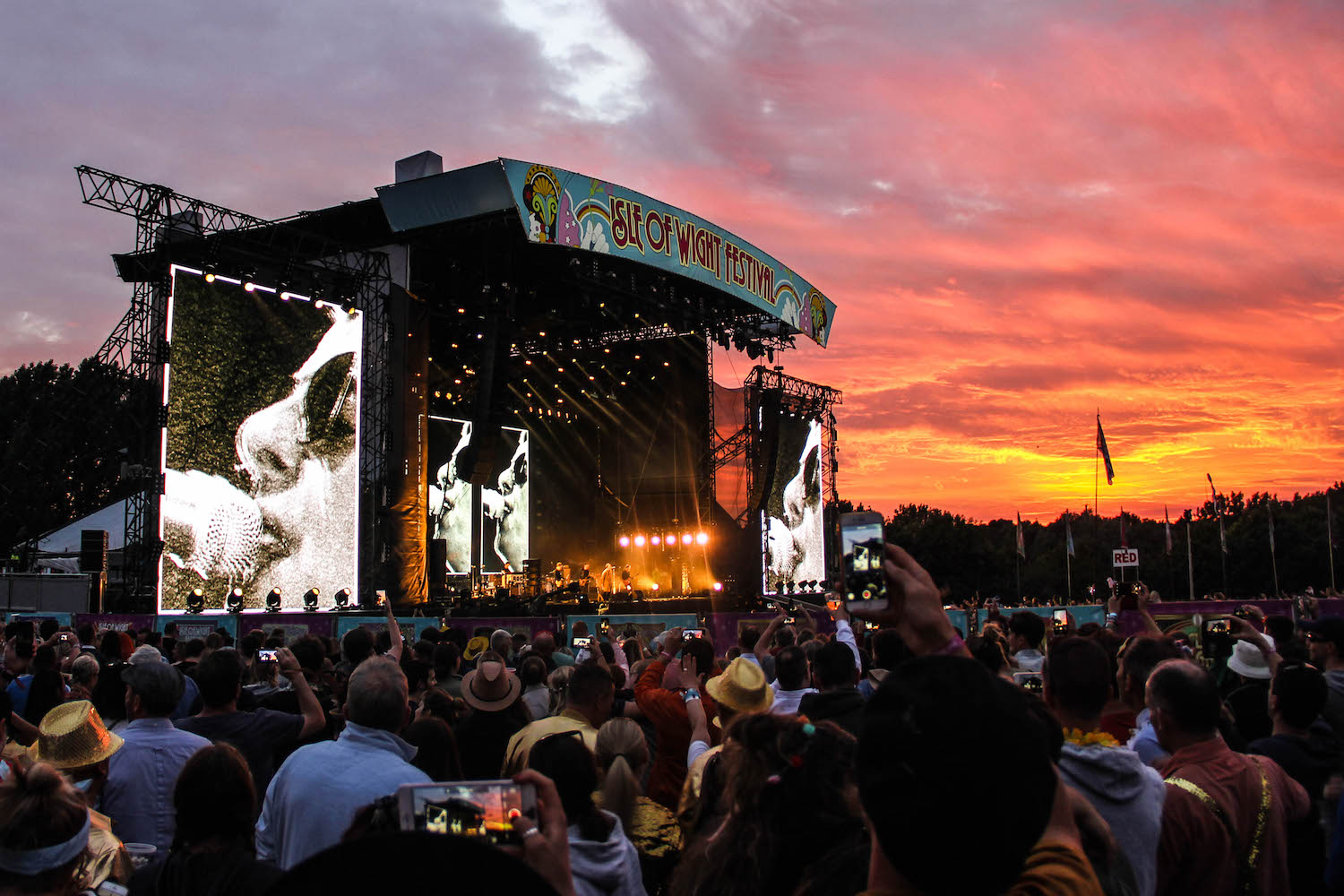 WIN! Two weekend camping tickets to Isle Of Wight Festival 2019