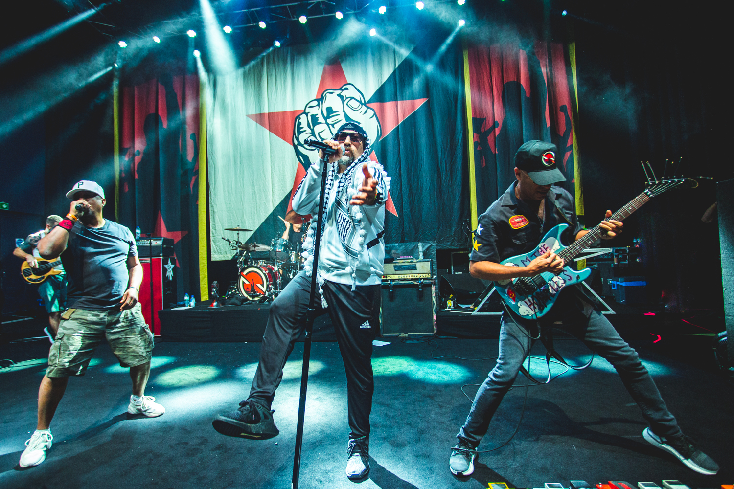 Live Review: Prophets Of Rage at O2 Shepherd's Bush Empire, London, 12/08/2019