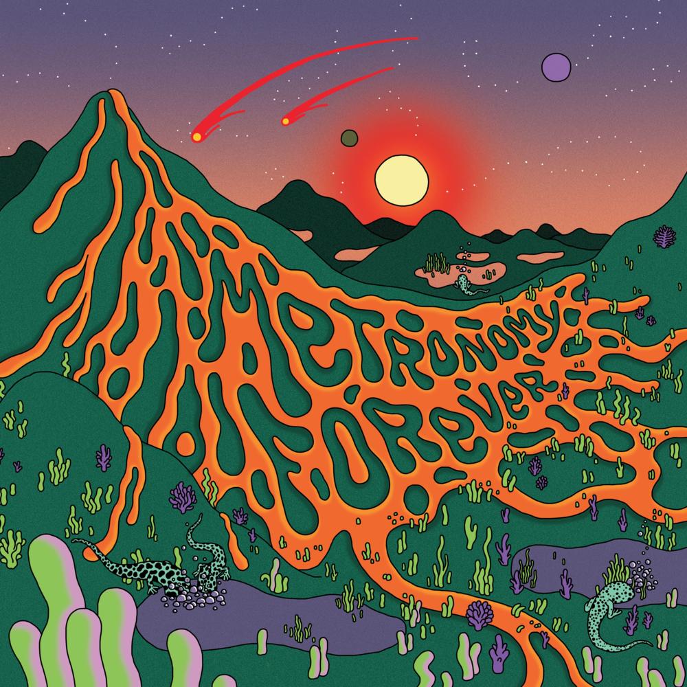 Album Review: Metronomy - Metronomy Forever
