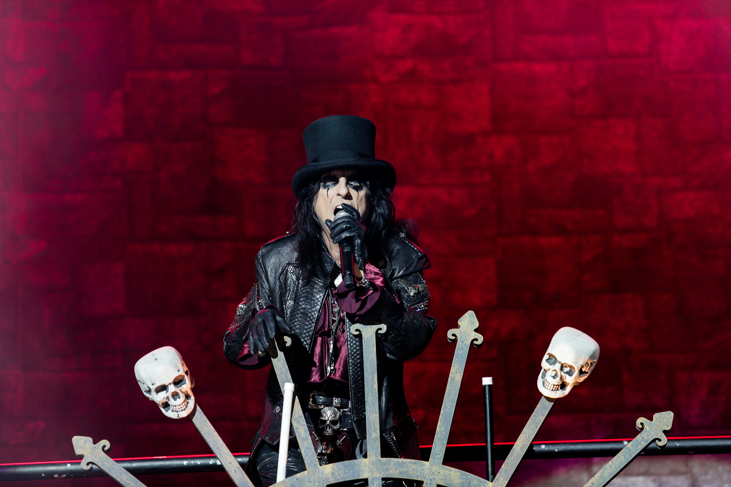 Live Review: Alice Cooper at The O2, London, 10/10/2019