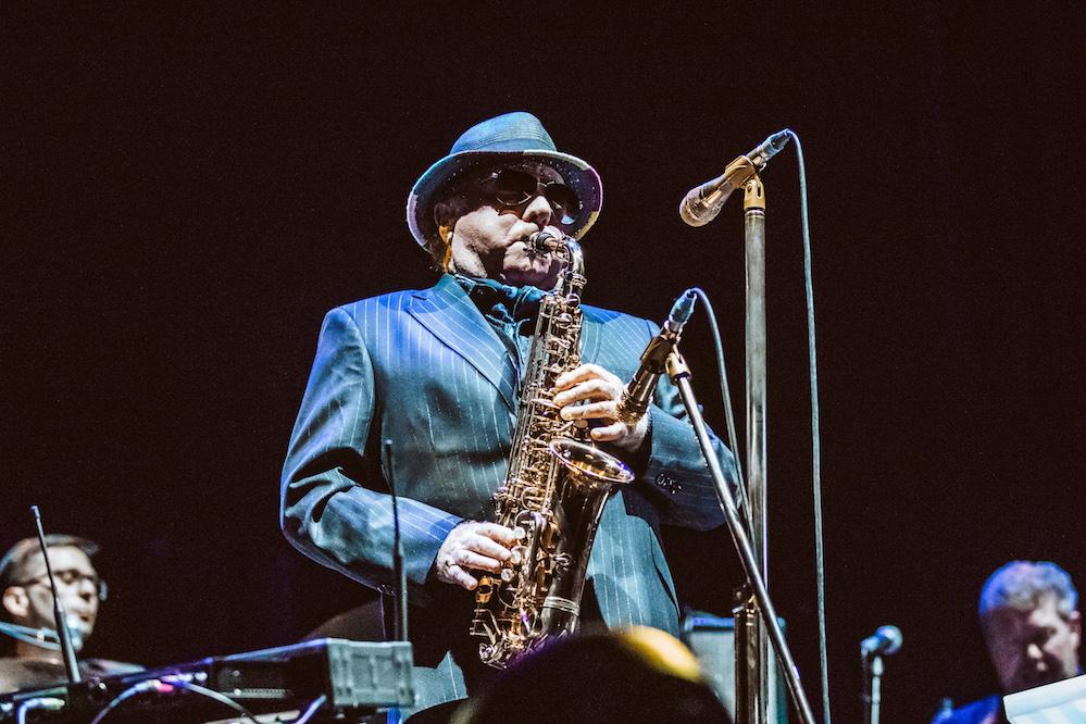 Van Morrison At Bluesfest 2018 In Photos Gigwise Gigwise