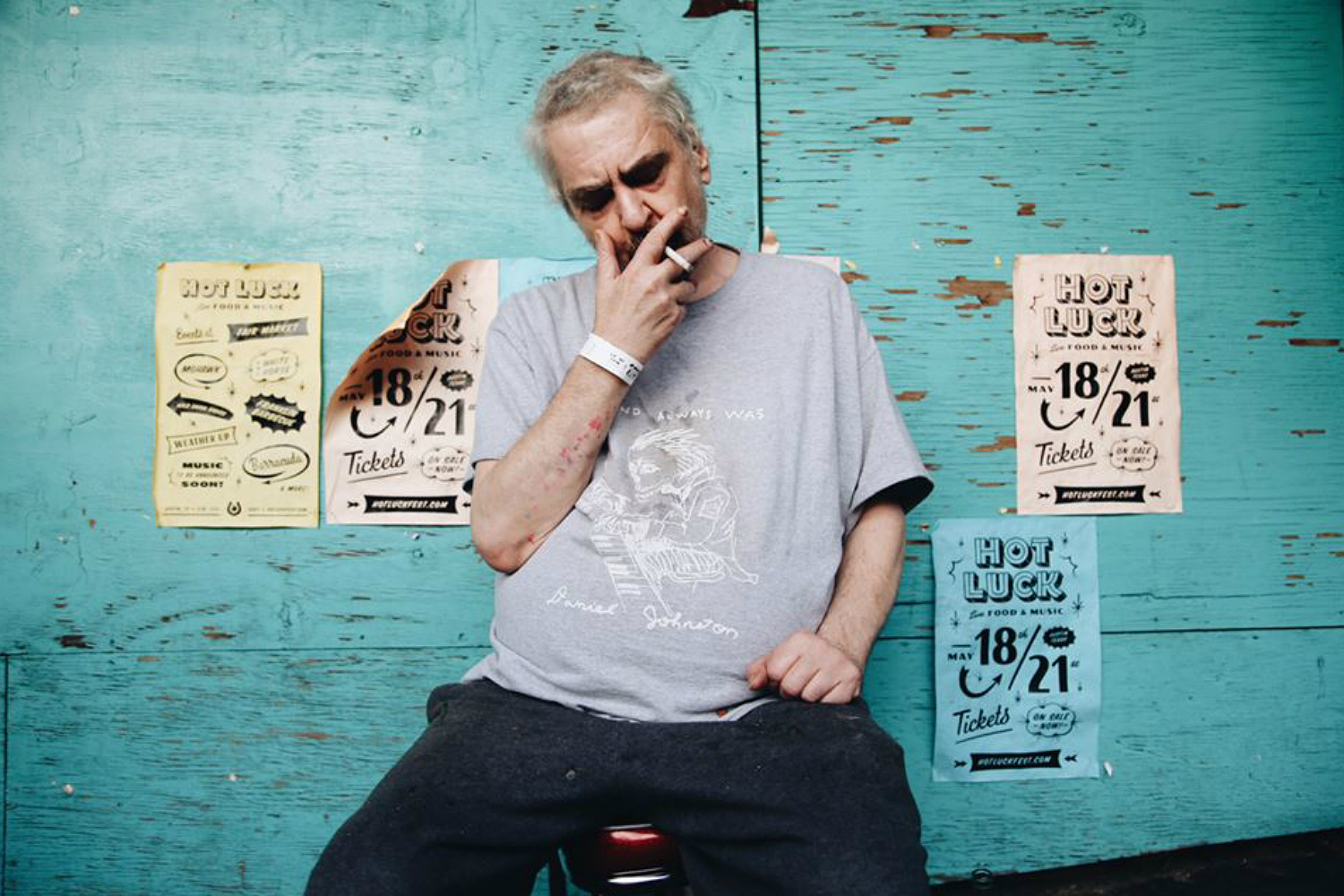 The music world reacts to the passing of genius Daniel Johnston