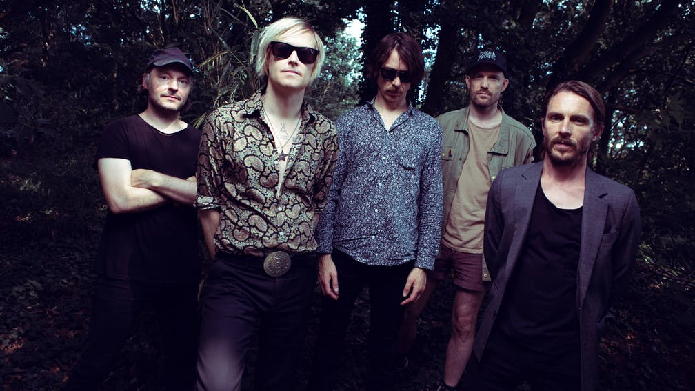 Refused spark chaos on exhilarating new cut 'Blood Red' - Listen