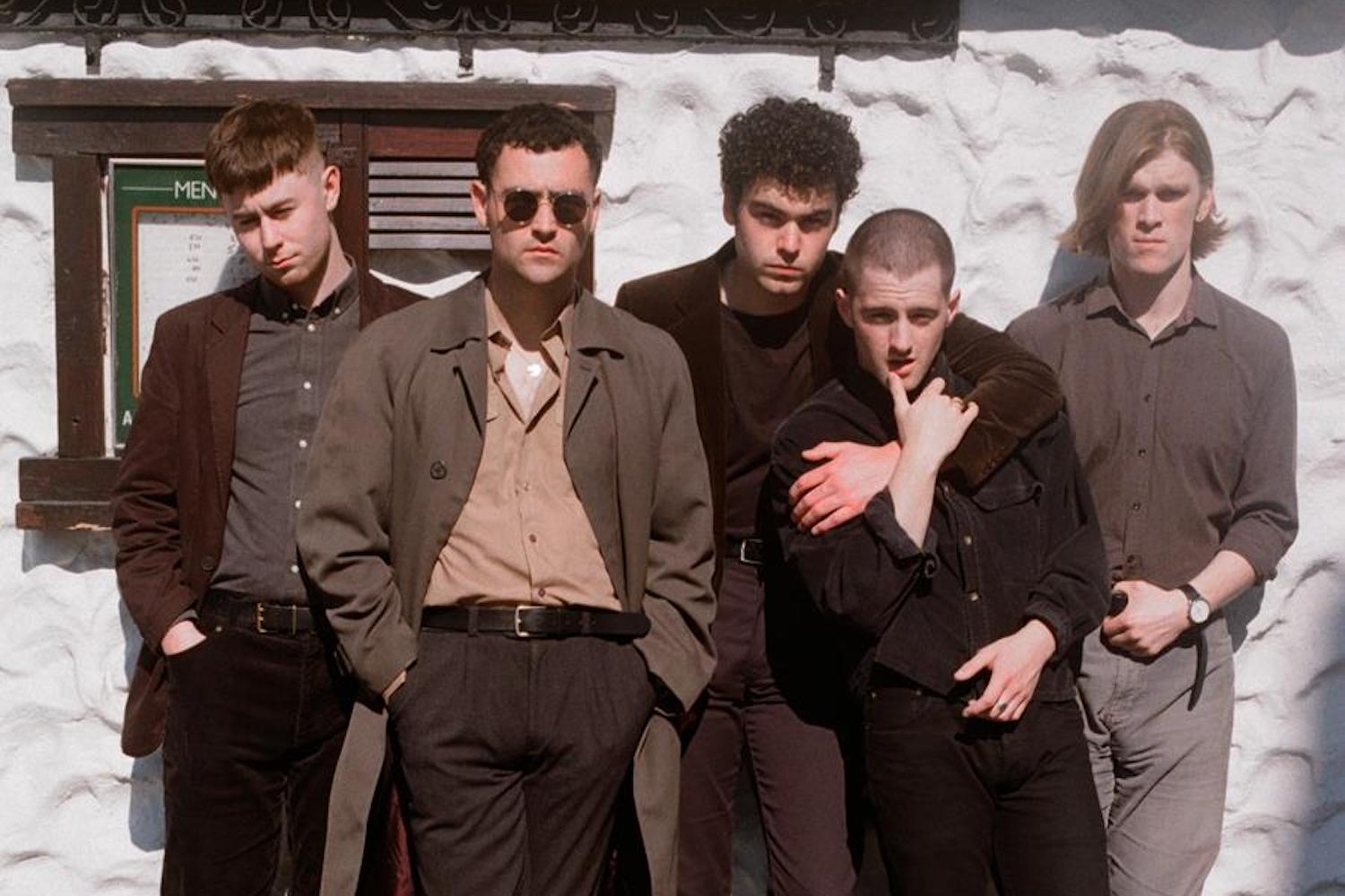 The Murder Capital release palpable new track 'Don't Cling To Life' - listen