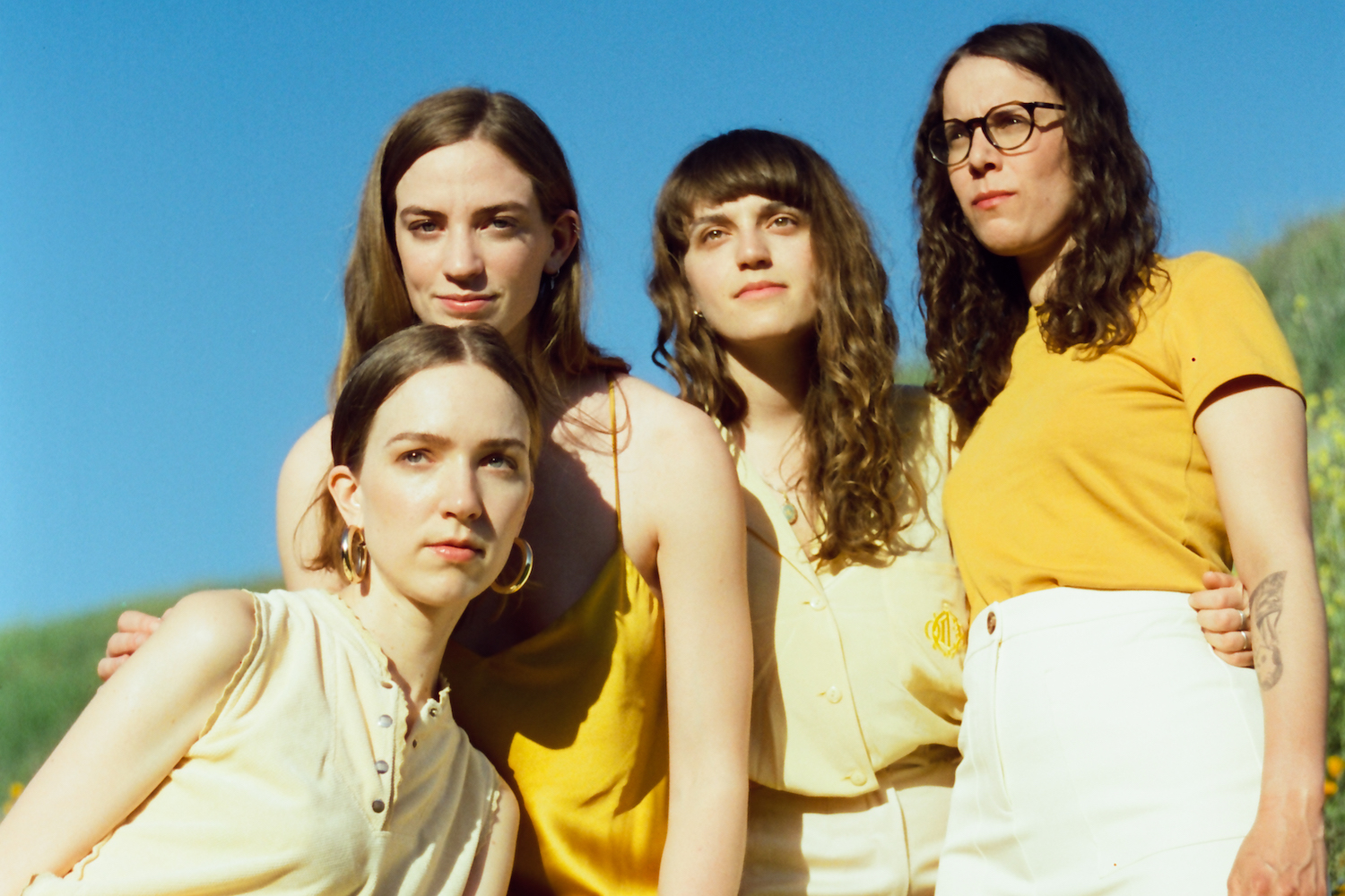 The Big Moon release blissfully wholesome track 'Your Light'