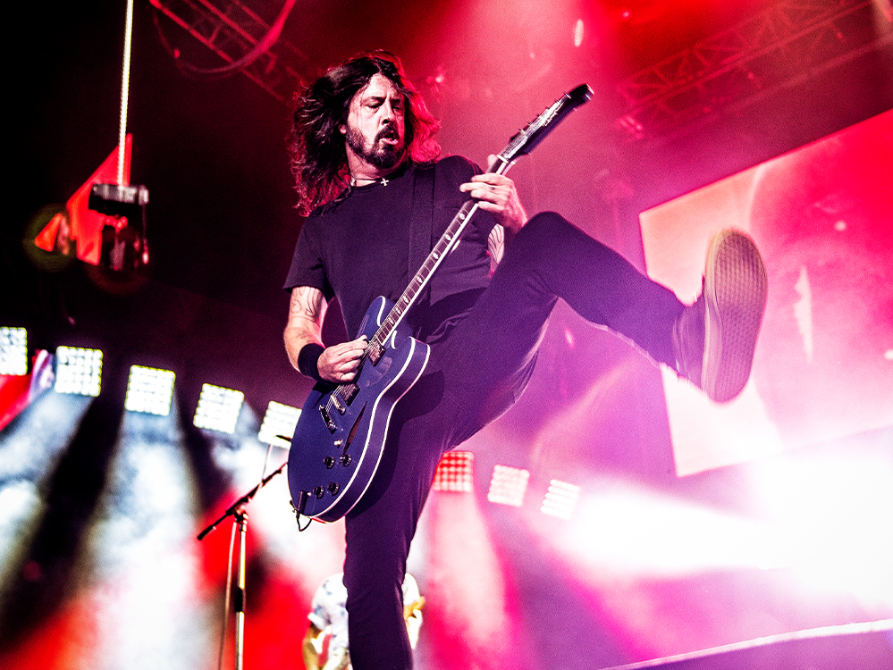 Foo Fighters announced as headliners for Rock In Rio 2019