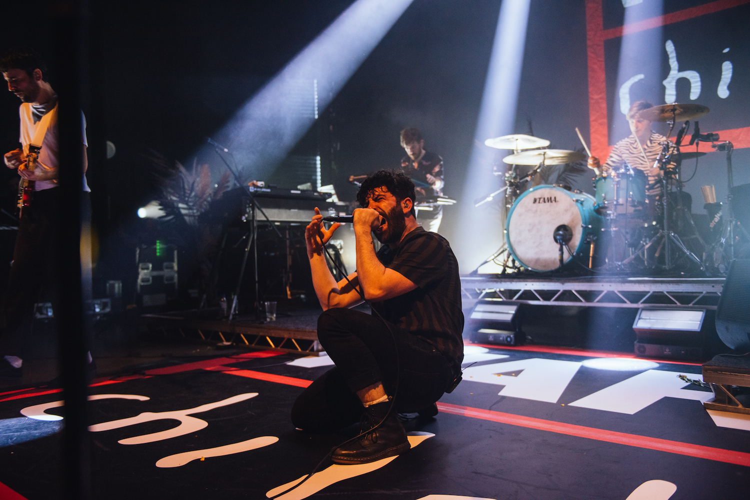 Live Review: Foals at O2 Shepherd's Bush Empire, London, 17/02/2020 | Gigwise