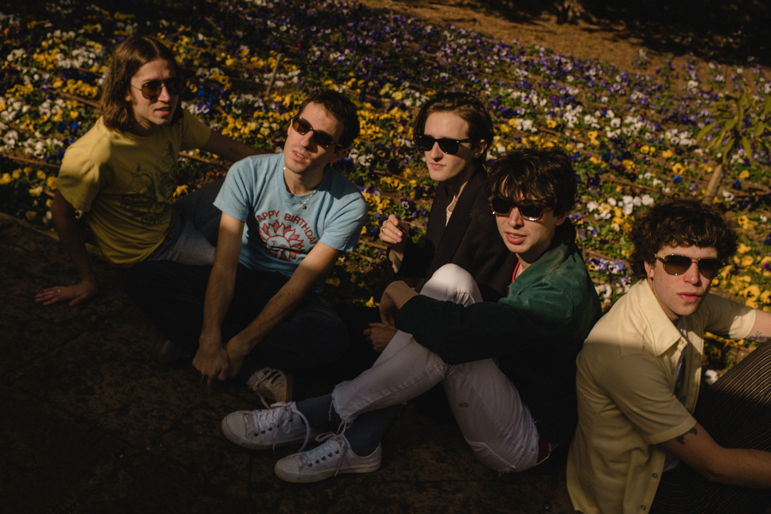 'We realised we didn't want to make a record for the critics': Swim Deep on new album Emerald Classics