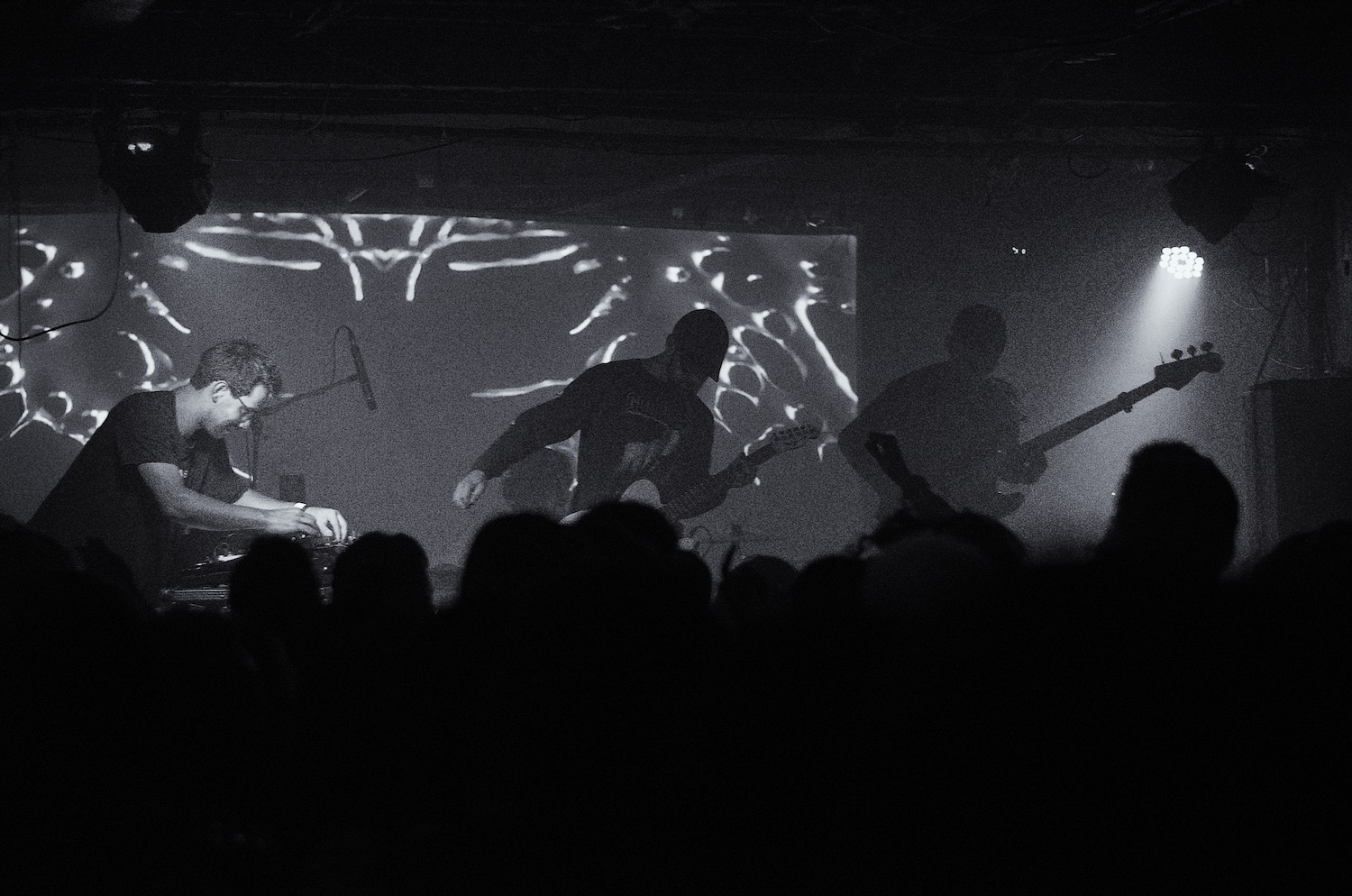 Live Review: Scalping at Electrowerkz, London, 17/10/19
