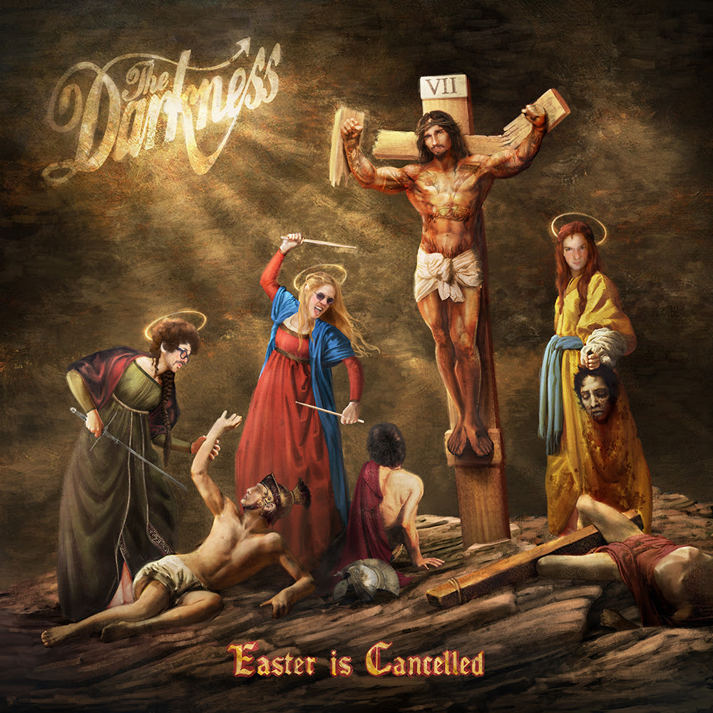 Album Review: The Darkness - Easter Is Cancelled